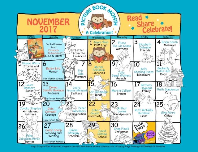 PBM Calendar2017-color