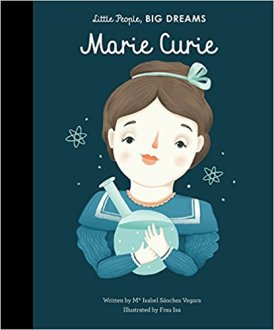 Marie Curie_cover image