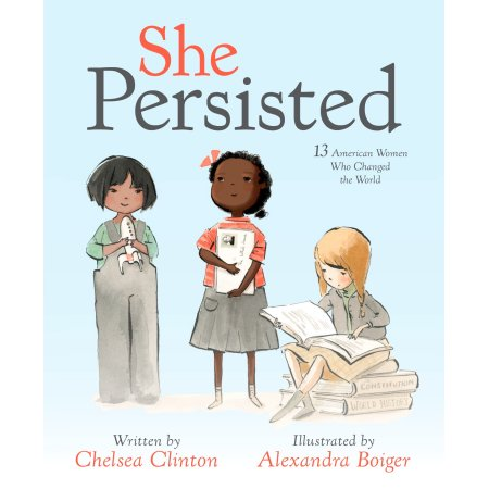 She Persisted_cover image
