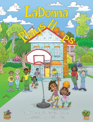 Ladonna Plays Hoops_cover image