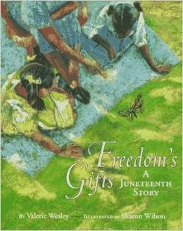 JUNETEENTH_Freedoms Gift_cover image
